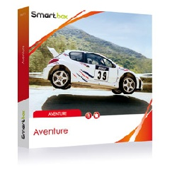 Coffret cadeau Aventure SMART BOX